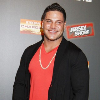 Ronnie Ortiz-Magro in Jersey Shore Season 6 Premiere Party