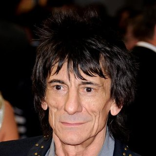 Ronnie Wood in Larry Crowne UK Premiere - Arrivals