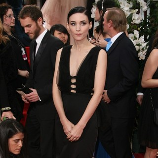 Rooney Mara in The 69th Annual Golden Globe Awards - Arrivals