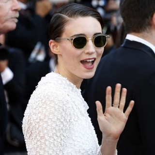 Rooney Mara-70th Annual Cannes Film Festival - Closing Ceremony