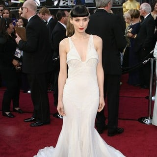 Rooney Mara in 84th Annual Academy Awards - Arrivals