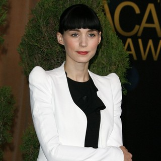 Rooney Mara in 84th Annual Academy Awards Nominees Luncheon