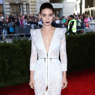 Rooney Mara in PUNK: Chaos to Couture Costume Institute Gala
