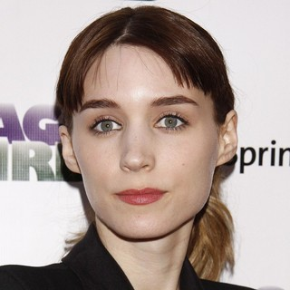Rooney Mara in Broadway Opening Night of Magic-Bird - Arrivals