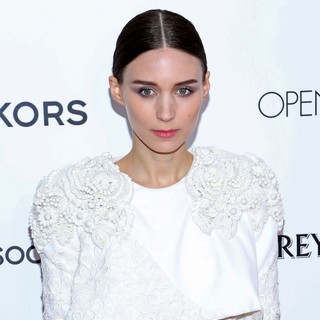 Rooney Mara in New York Premiere of Side Effects