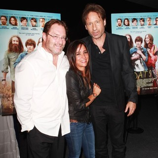 Stephen Root, Pamela Adlon, David Duchovny in The Premiere of Image Entertainment's Goats