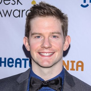 Rory O'Malley in 2014 Drama Desk Awards - Arrivals