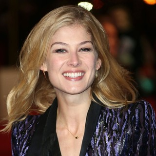 Rosamund Pike in Les Miserables World Premiere - Arrivals