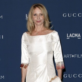 Rosanna Arquette in LACMA 2013 Art and Film Gala Honoring Martin Scorsese and David Hockney Presented by Gucci