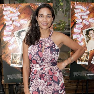 10 Years Brunch Reunion Event - Arrivals - rosario-dawson-10-years-brunch-reunion-event-01