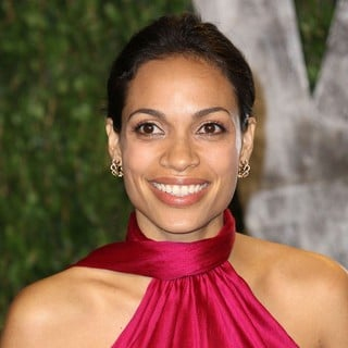 Rosario Dawson in 2012 Vanity Fair Oscar Party - Arrivals