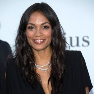 Rosario Dawson in 66th Cannes Film Festival - amfAR's 20th Annual Cinema Against AIDS - Arrivals