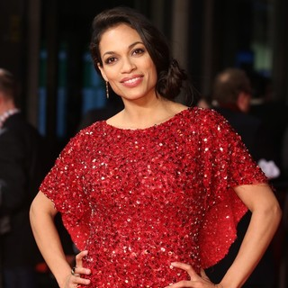 Rosario Dawson in Trance World Premiere - Arrivals