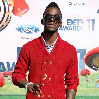 Roscoe Dash in BET Awards 2011