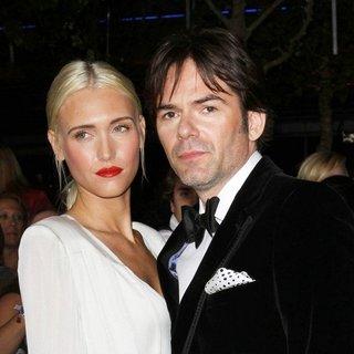 Pollyanna Rose, Billy Burke in The Twilight Saga's Breaking Dawn Part I World Premiere