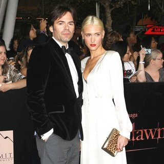Billy Burke, Pollyanna Rose in The Twilight Saga's Breaking Dawn Part I World Premiere