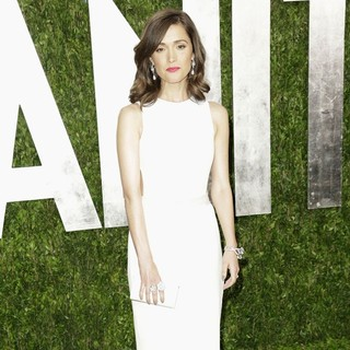 Rose Byrne in 2013 Vanity Fair Oscar Party - Arrivals - rose-byrne-2013-vanity-fair-oscar-party-03