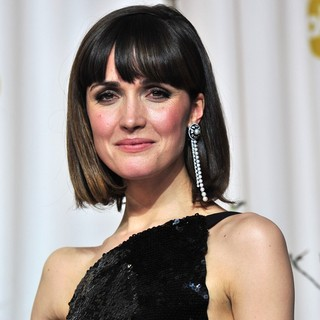 Rose Byrne in 84th Annual Academy Awards - Press Room