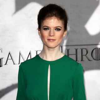 Rose Leslie in Premiere of The Third Season of HBO's Series Game of Thrones - Arrivals