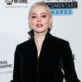 Rose McGowan in The 4th Annual Critics' Choice Documentary Awards