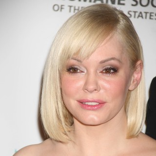 Rose McGowan in The Humane Society Benefit for Rescue Team