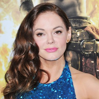 Rose McGowan in The LA Premiere of Conan the Barbarian