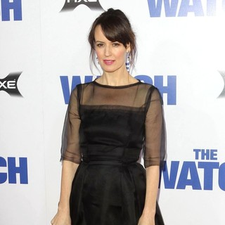 Rosemarie DeWitt in Los Angeles Premiere of The Watch
