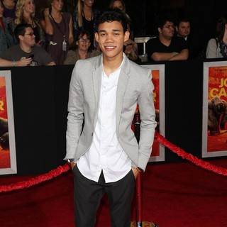 Roshon Fegan in Premiere of Walt Disney Pictures' John Carter