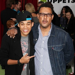 Roshon Fegan in The Premiere of Walt Disney Pictures' The Muppets - Arrivals