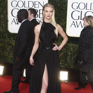 Rosie Huntington-Whiteley in 70th Annual Golden Globe Awards - Arrivals