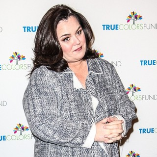 Rosie O'Donnell in Cyndi Lauper and Friends: Home for The Holiday's Concert - Arrivals