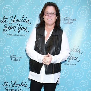 Rosie O'Donnell in Opening Night of It Shoulda Been You - Arrivals - rosie-o-donnell-opening-night-it-shoulda-been-you-02