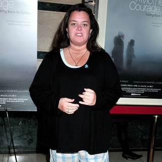 Rosie O'Donnell in HBO Documentary Screening of A Mother's Courage - Arrivals