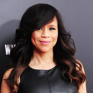 Rosie Perez - New York Premiere of Southpaw for THE WRAP - Arrivals