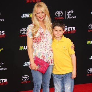 Los Angeles Premiere of Disney's Muppets Most Wanted - Red Carpet Arrivals - ross-goldman-premiere-muppets-most-wanted-02