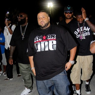 Rick Ross, DJ Khaled in SpringFest-Best of the Best Miami 2011