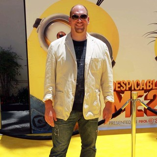 Ross Richie in Premiere of Universal Pictures' Despicable Me 2