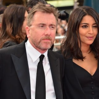 Tim Roth, Leila Bekhti in Rust and Bone Premiere - During The 65th Annual Cannes Film Festival