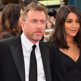 Tim Roth in Rust and Bone Premiere - During The 65th Annual Cannes Film Festival - roth-bekhti-65th-cannes-film-festival-01
