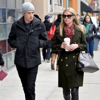 Nicky Hilton and James Rothschild Out and About in SoHo