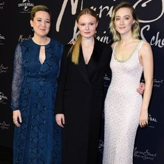 Mary Queen of Scots Photocall