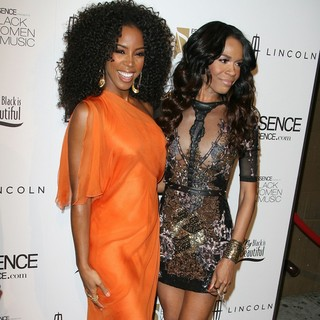 Kelly Rowland, Michelle Williams (II) in 3rd Annual Essence Black Women in Music Event