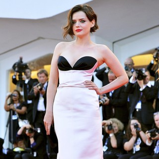 Roxane Mesquida in The 69th Venice Film Festival - The Company You Keep - Premiere - Red Carpet