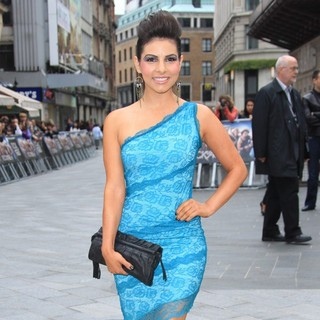 Roxanne Pallett in The UK Premiere of Rock of Ages