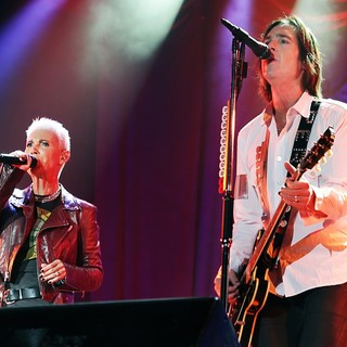 Roxette in Roxette Performing Live