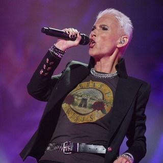 Marie Fredriksson, Roxette in Roxette Performs at The Heineken Music Hall