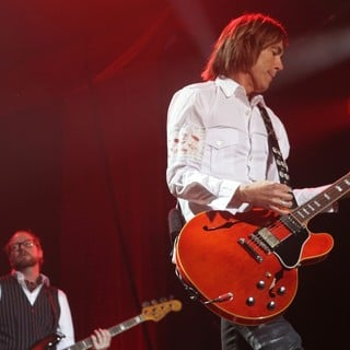 Per Gessle, Roxette in Roxette Performs at The Heineken Music Hall