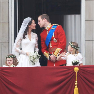 Prince William, Kate Middleton in The Wedding of Prince William and Kate Middleton