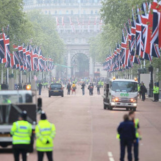 Atmosphere The Wedding of Prince William and Kate Middleton