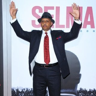 Ruben Santiago-Hudson in New York Premiere of Selma - Red Carpet Arrivals